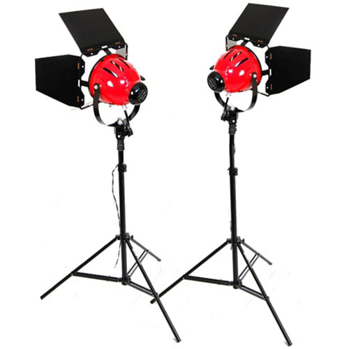 Remarkable, redhead lighting kits where you