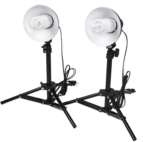 Optex Photo Studio Lighting Kit Review: 30MINITABLEKIT