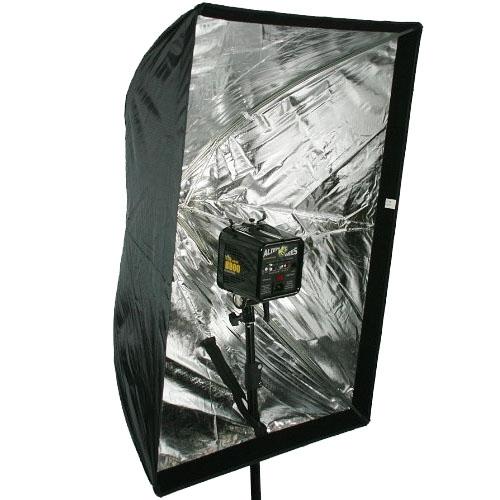 Alienbees Softbox: Umbrella Softbox Grid