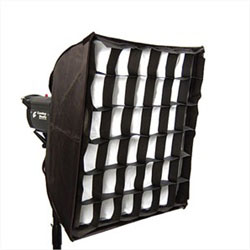 40 inch Square Egg Crate Softbox Soft Box for Strobe Light, 40 INCH EGG CRATE SOFTBOX