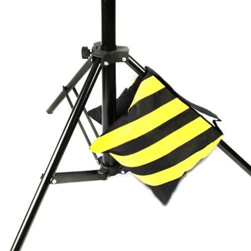 Light Stand Bag India: Heavy Duty Photographic Sandbag Studio Video Sand Bag For