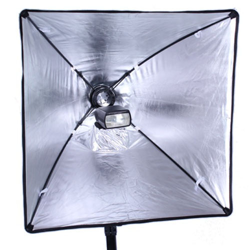 Pro 20 Quot X 20 Quot Quick Setup Speedlite Softbox With Hot Shoe