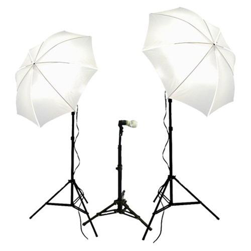 Studio Continuous Lighting Vs Flash: Cowboystudio 1000 W Continuous Lighting Kit