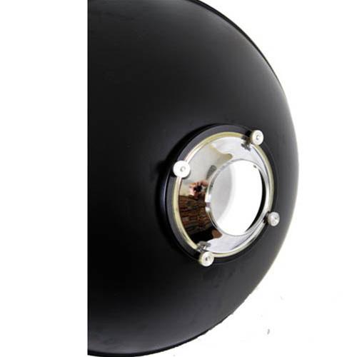 """Alien Bees B800 Lighting Kit: Beauty Dish 24"""" With Speedring For Alien Bees Strobe Light"""