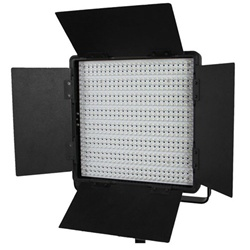 600 LED Studio Photography Video Lite Panel Sony V-Lock Battery Mount, Dimmer Switch, 15V Output CN-600SA