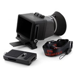 GGS SWIVI Foldable LCD Viewfinder Generation II, 3X / 1:1 Modes with Detachable Base Connection Design, GGS SWIVI VIEWFINDER