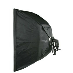 "20"" x 28"" or 24"" x 36"" Photography Studio Softbox for Speedlite with GAD L Mount for Canon and Nikon, GAD L- BOWENS SOFTBOX"