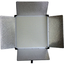 1008 LED Dimmable Photography Video Panel, Bi-color, HK-1080BI LED LIGHT