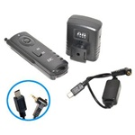 JMK Radio Frequency Wireless Shutter for Fujifilm, Compatible Fujifilm RR-80, JMK WIRELESS SHUTTER
