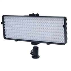 320 LED Dimmable Bi-Color Super Bright LED Light Panel For Digital SLR Cameras & Camcorders, LED320