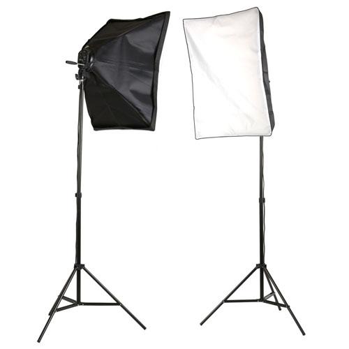 Cowboy Studio Lighting Kit Setup: M-VL9004