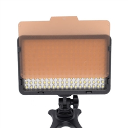 168 LED Dimmable Ultra High Power Panel Digital Camera / Camcorder Video Light