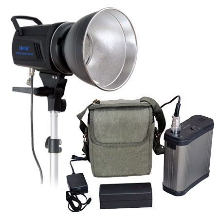 Outdoor Strobe Light K 300ad mettle 300ws dual power studio strobe light with led modeling lamp battery for workwithnaturefo