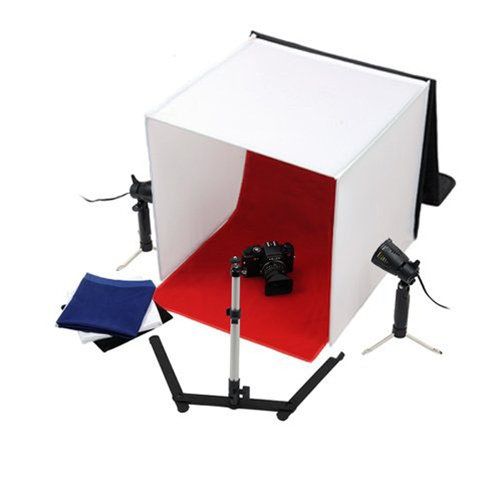 Optex Photo Studio Lighting Kit Review: PB05