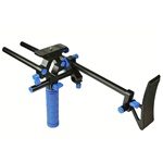 DSLR DV Rig Movie Kit Shoulder Mount Stabilizer Support System with One Handle, RL-00IR