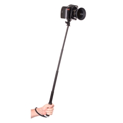 Tripod Telescopic Self Portrait Handheld Super i-Shot For Digital Camera Camcorder