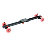 "24""/60CM Camera Rail Track Dolly Slider Video Stabilization System For DSLR Camera DV Camcorder, TS-702-SLIDER"
