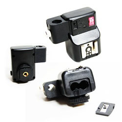 UNPT-04 Wireless Flash Trigger and Receiver Set with Umbrella Holder for Canon, Nikon, UNPT-04