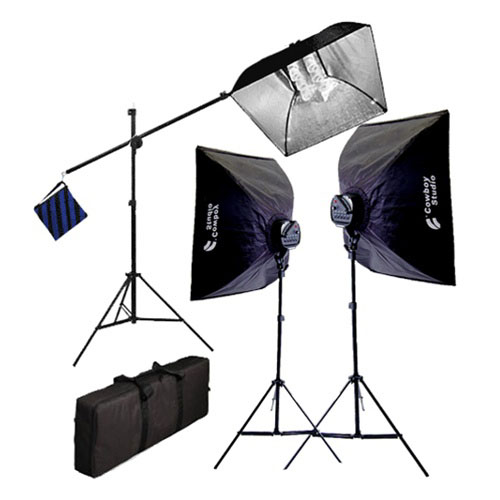 Studio Lighting Techniques For Product Photography: VL-9026S-2BKIT