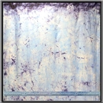 Hand Painted Blue/Purple Muslin Backdrop (3 Size Options), BLUEPURPLE