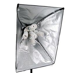 20 x 28 inches Photo Studio Softbox Only for 5 Head Continuous Lighting Socket, SOFTBOX FOR 2000W HEAD