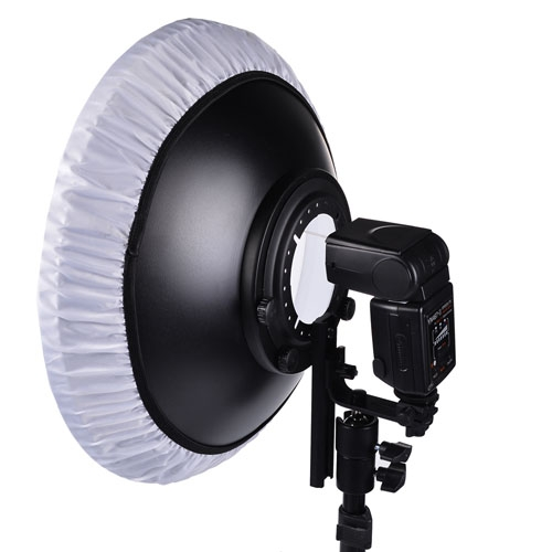 Speedlite Beauty Dish White