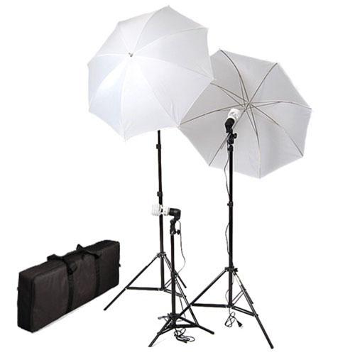 Photo Studio Umbrella Continuous Lighting Kits With