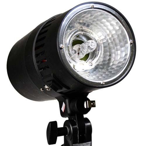 Studio Continuous Lighting Vs Flash: 110/160/180 STROBE