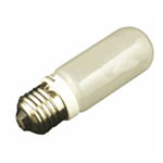 250 Watt, 110 Volt Modeling Lamp Light Replacement Bulb, 250W MODEL LAMP