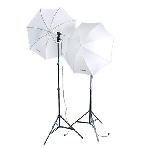 photo studio umbrella continuous lighting kits with optional