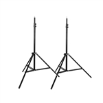 Top Quality Aluminum Alloy Adjustable 7 Ft Light Stand, 2 Pack - 2X W803