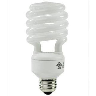 3 Way Compact Bulb 2700 K Color Temperature 3 Way Light Bulb