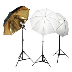 photography 600 W continuous lighting kit, 3050B/G KIT