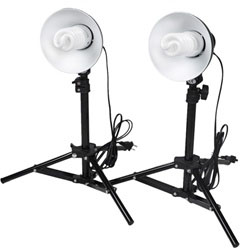 Photo Studio Table Top Lighting Kit, 30MINITABLEKIT