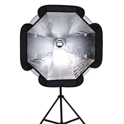 "Fancy Pro 37"" Octagon Umbrella Speedlite Softbox for Flash Light"