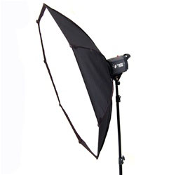 60 Inch Octa SoftBox for Strobe Studio- Bowen, Alienbee, White Lightning, or Photogenic Options, 60IN OCTA SOFTBOX