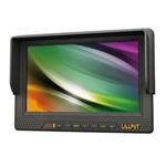 "LILLIPUT 7"" HDMI YPbPr On Camera LCD Monitor 668GL Pack w/ Remote Controller, 668GL-70NP/H/Y"