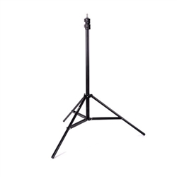 Premium 9' Heavy Duty Air Cushioned Video Studio Light Stand Black - 806A Black