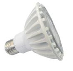 Bestekauf 12 Watt 3000k/5000k Warm White/Stark White LED Bulb, 1100 Candlepower, 60 Watt Equal, Dimmable, BPAR-12W-D