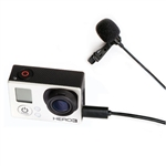 BOYA BY-LM20 Lavalier Professional Mini USB External Microphone Clip for GoPro Camera