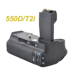 Battery Grip for Canon EOS 550D 600D / Rebel T2i  T3i SLR Cameras BG-E8, BATTERY GRIP 550D T2I
