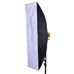 Strip Bowens Softbox with Speedring for Bowens Style Strobes