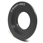 C mount Lens to Micro 4/3 M4/3 adapter OLYMPUS E-M5 PL3 P3 PM1 Panasonic GX1 GF5, C MOUNT TO M4/3 ADAPTER