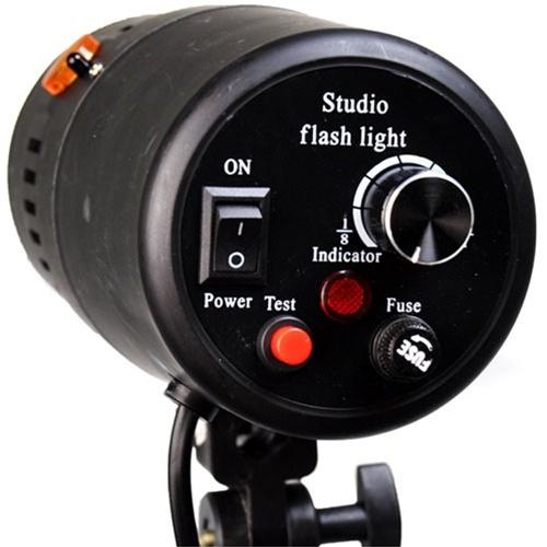 Studio Continuous Lighting Vs Flash: CB320KIT