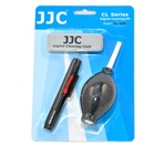 JJC 3-in-1 Lens Cleaning Kit for Canon, Nikon, Pentax, Sony, CL-3D