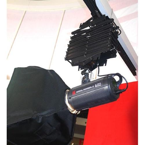 Studio Lighting Rail System: CEILING RAIL