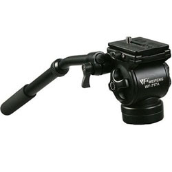 Fancier EI-717A  Pro Video Photo Fluid Drag Tripod Head and Handle, EI-717AH HEAD-HANDLE