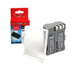 EN-EL3e Battery Replacement For Nikon D90 D100 D200 D300 D300s D700, EN-EL3E