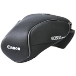 Neoprene Camera Case for Canon 5D Mark II, 7D and EOS 60D Cameras, EOS SOFT CASE