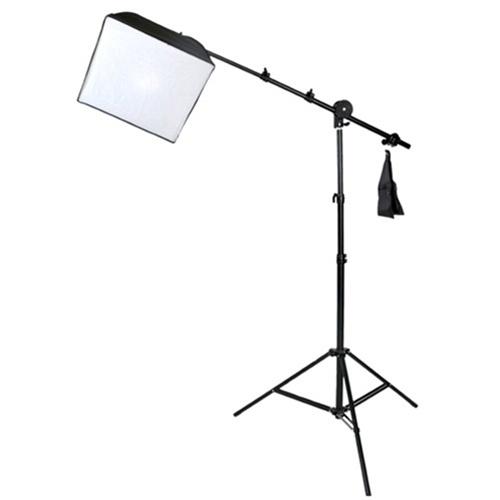 Cowboy Studio Lighting Kit Setup: EZ1624BOOMKIT_TENT
